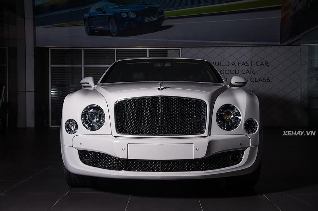 [ĐÁNH GIÁ XE] Mulsanne Speed 2016 - Thuần khiết Bentley - Hình 11