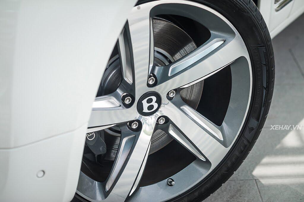 [ĐÁNH GIÁ XE] Mulsanne Speed 2016 - Thuần khiết Bentley - Hình 12