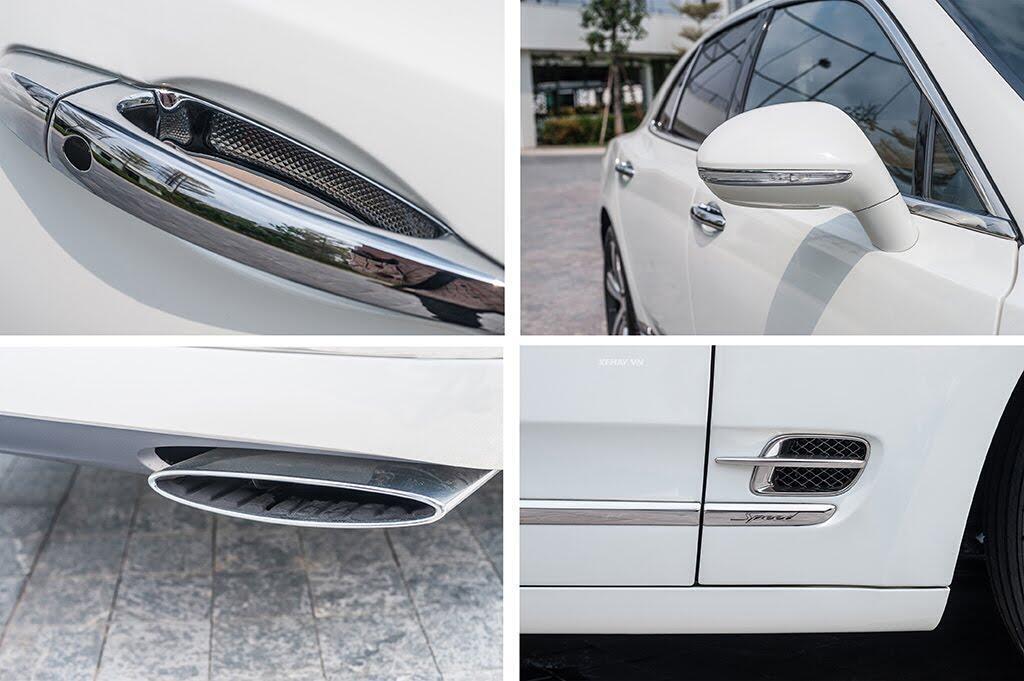 [ĐÁNH GIÁ XE] Mulsanne Speed 2016 - Thuần khiết Bentley - Hình 13