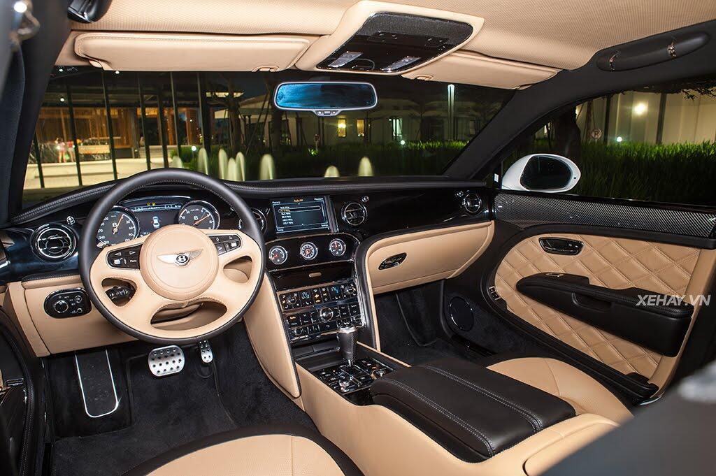[ĐÁNH GIÁ XE] Mulsanne Speed 2016 - Thuần khiết Bentley - Hình 16