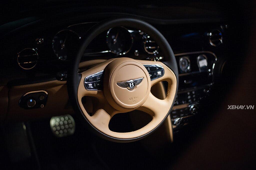 [ĐÁNH GIÁ XE] Mulsanne Speed 2016 - Thuần khiết Bentley - Hình 17