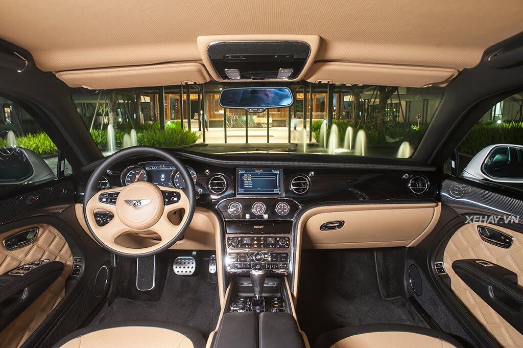 [ĐÁNH GIÁ XE] Mulsanne Speed 2016 - Thuần khiết Bentley - Hình 20