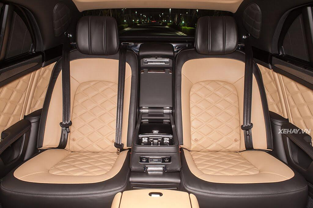 [ĐÁNH GIÁ XE] Mulsanne Speed 2016 - Thuần khiết Bentley - Hình 21