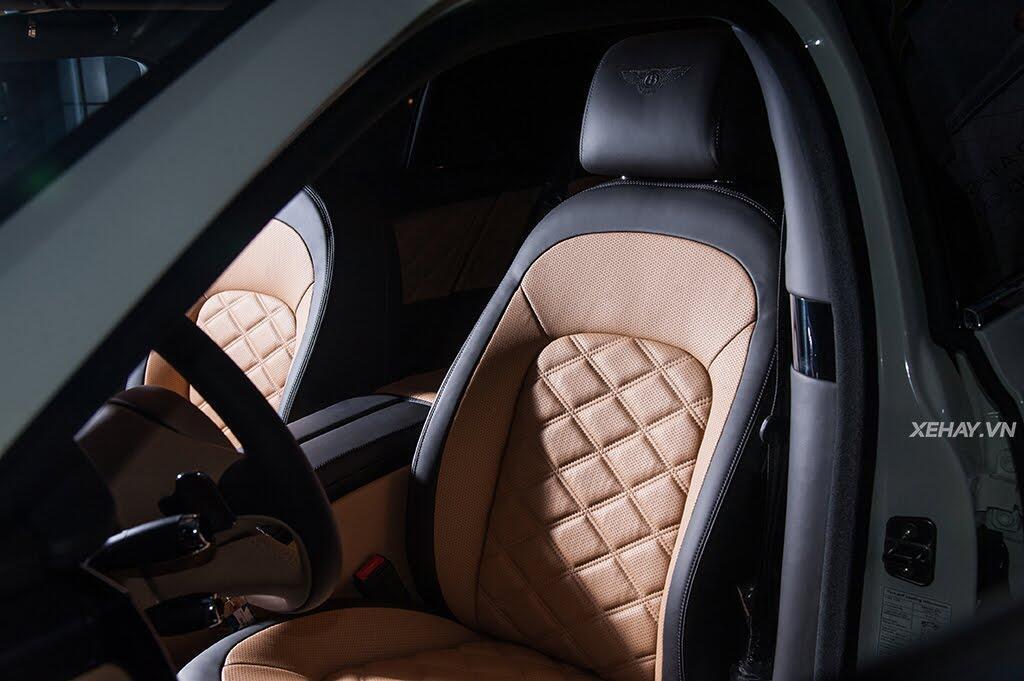 [ĐÁNH GIÁ XE] Mulsanne Speed 2016 - Thuần khiết Bentley - Hình 22