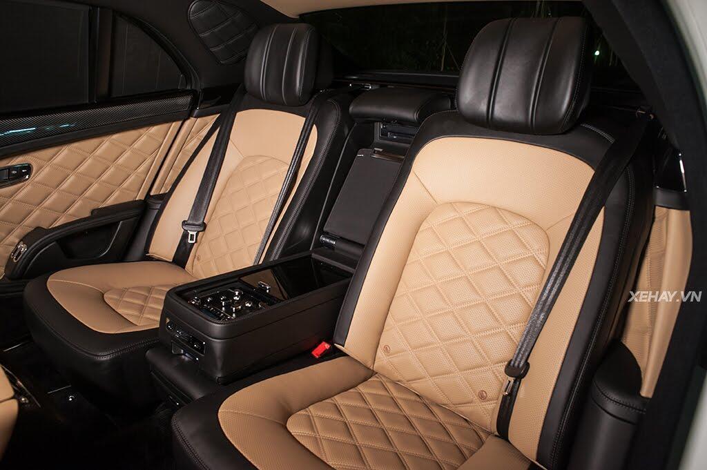 [ĐÁNH GIÁ XE] Mulsanne Speed 2016 - Thuần khiết Bentley - Hình 23