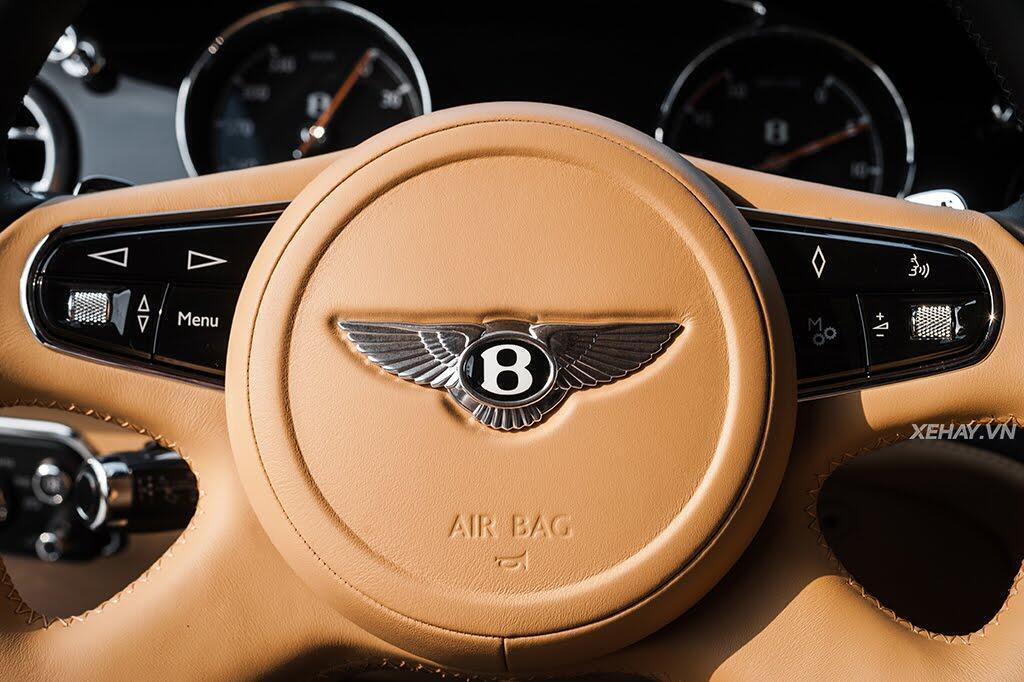[ĐÁNH GIÁ XE] Mulsanne Speed 2016 - Thuần khiết Bentley - Hình 24