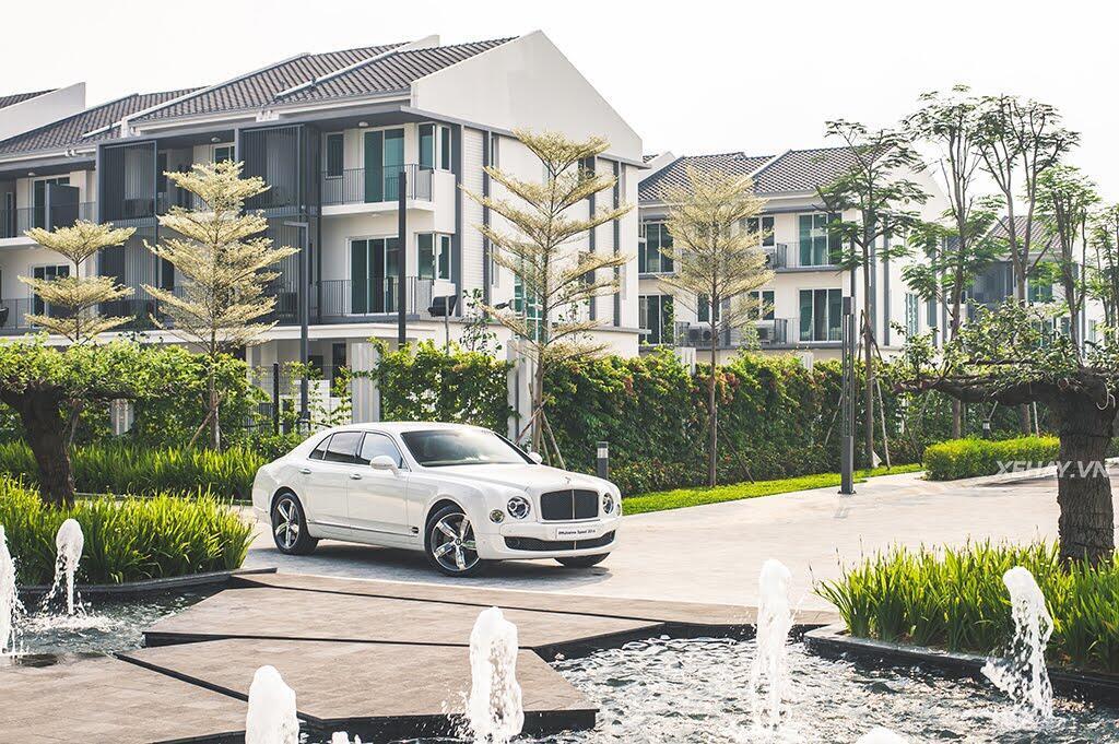 [ĐÁNH GIÁ XE] Mulsanne Speed 2016 - Thuần khiết Bentley - Hình 26