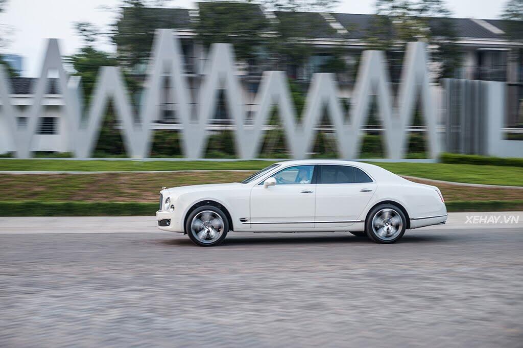 [ĐÁNH GIÁ XE] Mulsanne Speed 2016 - Thuần khiết Bentley - Hình 29