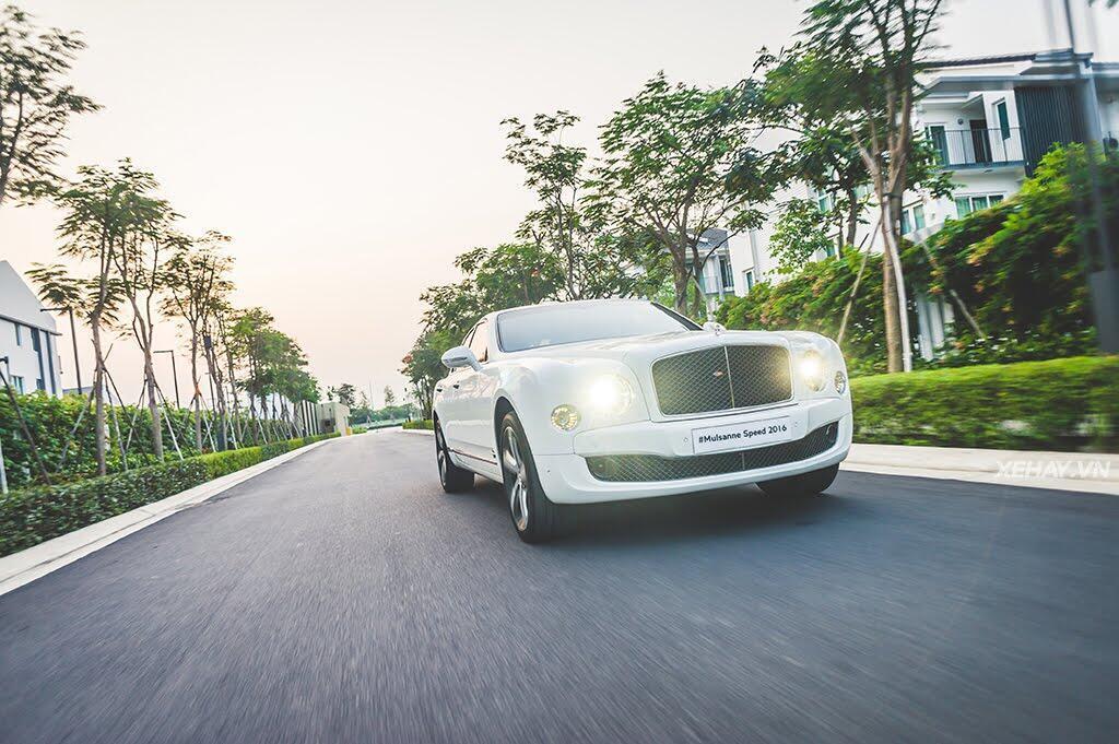 [ĐÁNH GIÁ XE] Mulsanne Speed 2016 - Thuần khiết Bentley - Hình 30