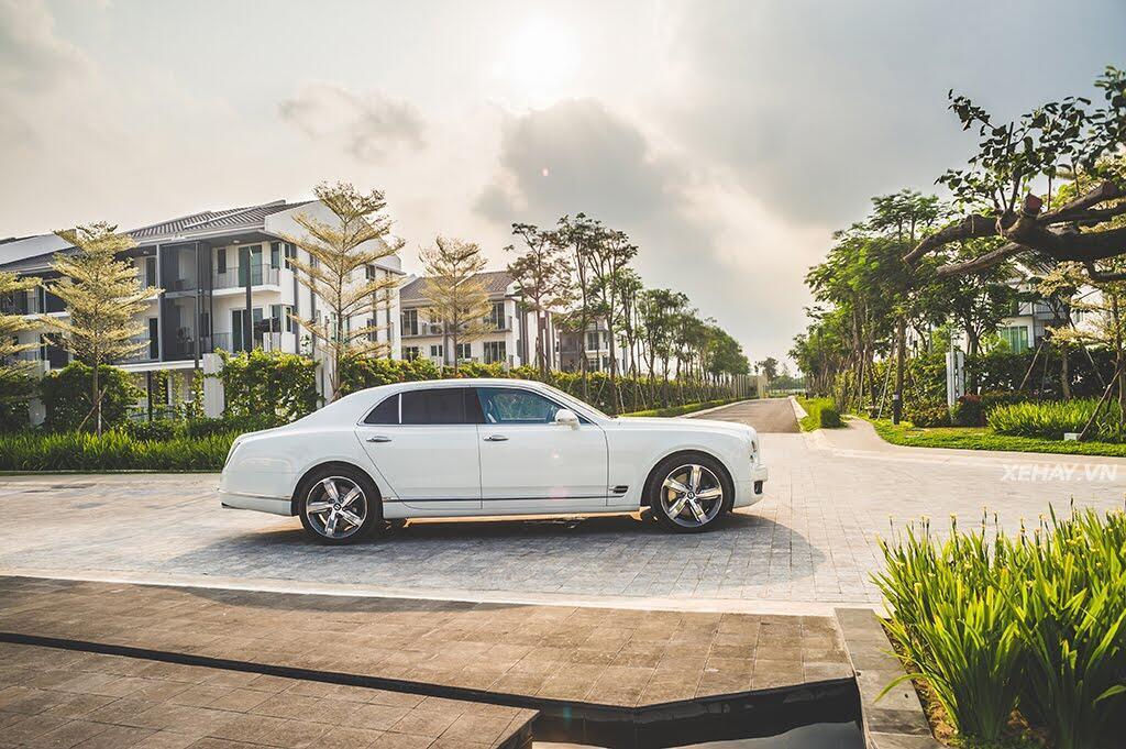 [ĐÁNH GIÁ XE] Mulsanne Speed 2016 - Thuần khiết Bentley - Hình 31