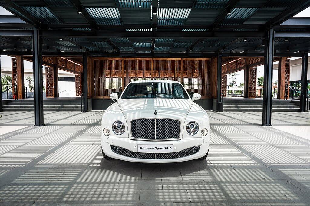 [ĐÁNH GIÁ XE] Mulsanne Speed 2016 - Thuần khiết Bentley - Hình 33