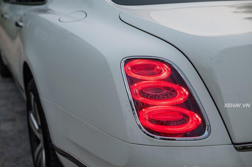 [ĐÁNH GIÁ XE] Mulsanne Speed 2016 - Thuần khiết Bentley - Hình 38
