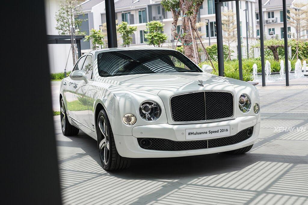 [ĐÁNH GIÁ XE] Mulsanne Speed 2016 - Thuần khiết Bentley - Hình 40