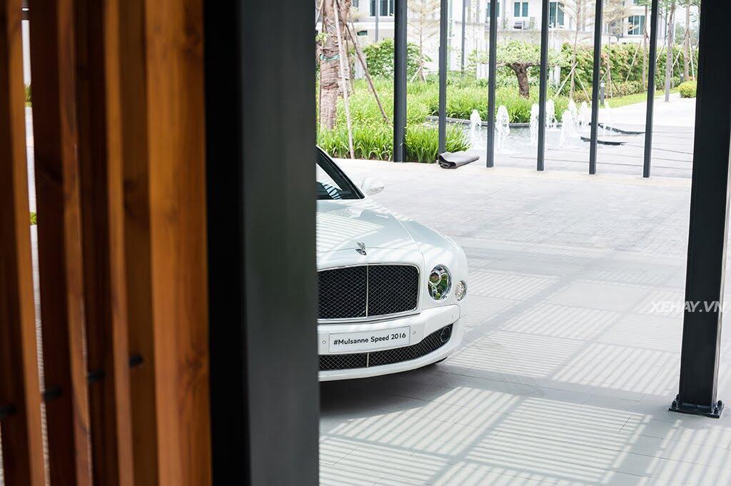 [ĐÁNH GIÁ XE] Mulsanne Speed 2016 - Thuần khiết Bentley - Hình 41