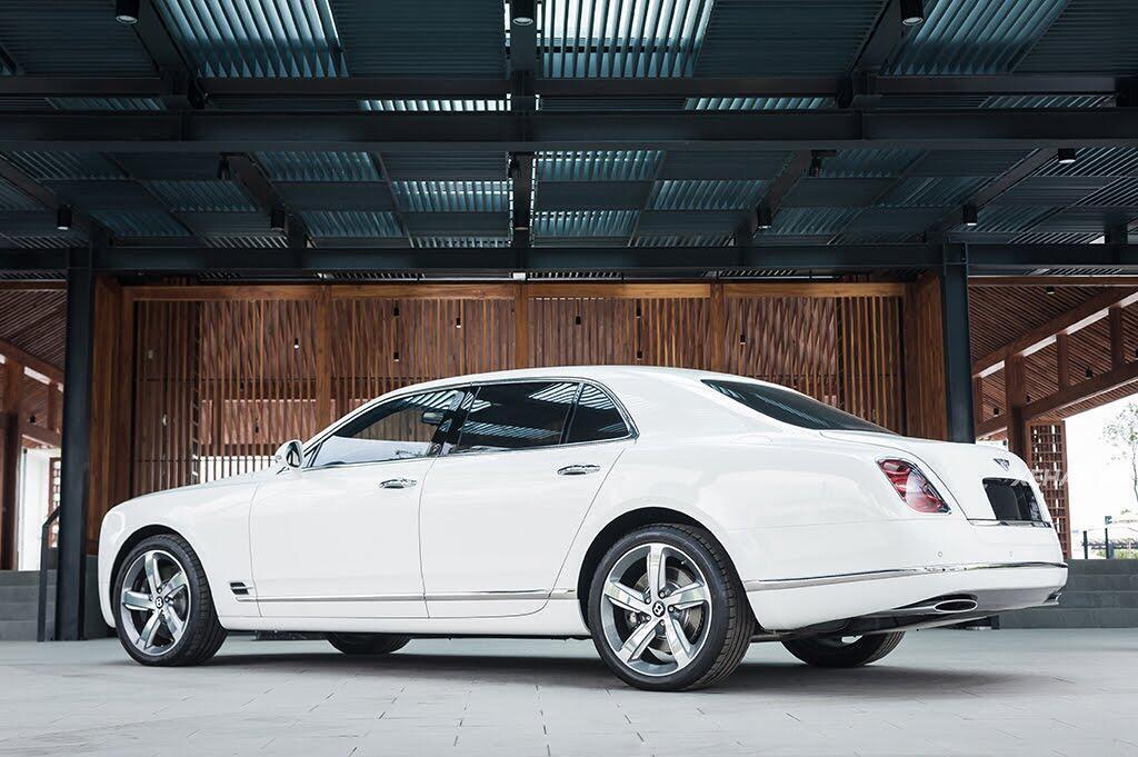 [ĐÁNH GIÁ XE] Mulsanne Speed 2016 - Thuần khiết Bentley - Hình 42