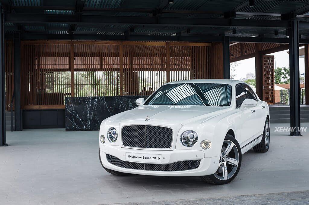 [ĐÁNH GIÁ XE] Mulsanne Speed 2016 - Thuần khiết Bentley - Hình 43