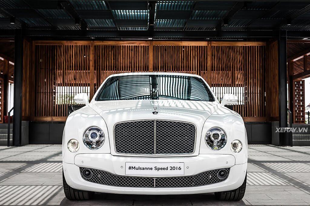 [ĐÁNH GIÁ XE] Mulsanne Speed 2016 - Thuần khiết Bentley - Hình 44