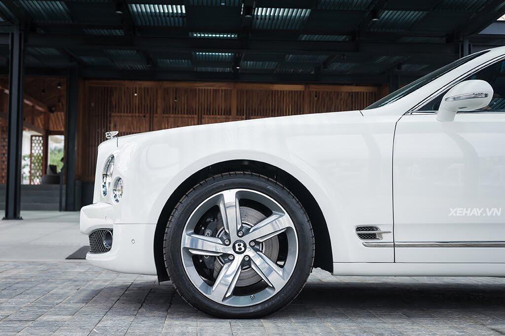 [ĐÁNH GIÁ XE] Mulsanne Speed 2016 - Thuần khiết Bentley - Hình 45
