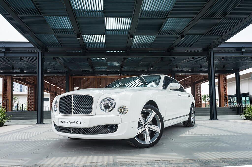 [ĐÁNH GIÁ XE] Mulsanne Speed 2016 - Thuần khiết Bentley - Hình 47