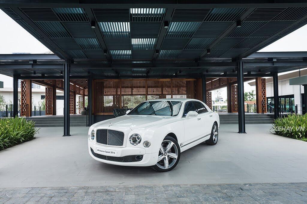 [ĐÁNH GIÁ XE] Mulsanne Speed 2016 - Thuần khiết Bentley - Hình 48