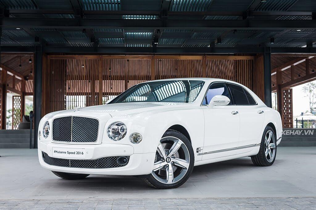 [ĐÁNH GIÁ XE] Mulsanne Speed 2016 - Thuần khiết Bentley - Hình 49