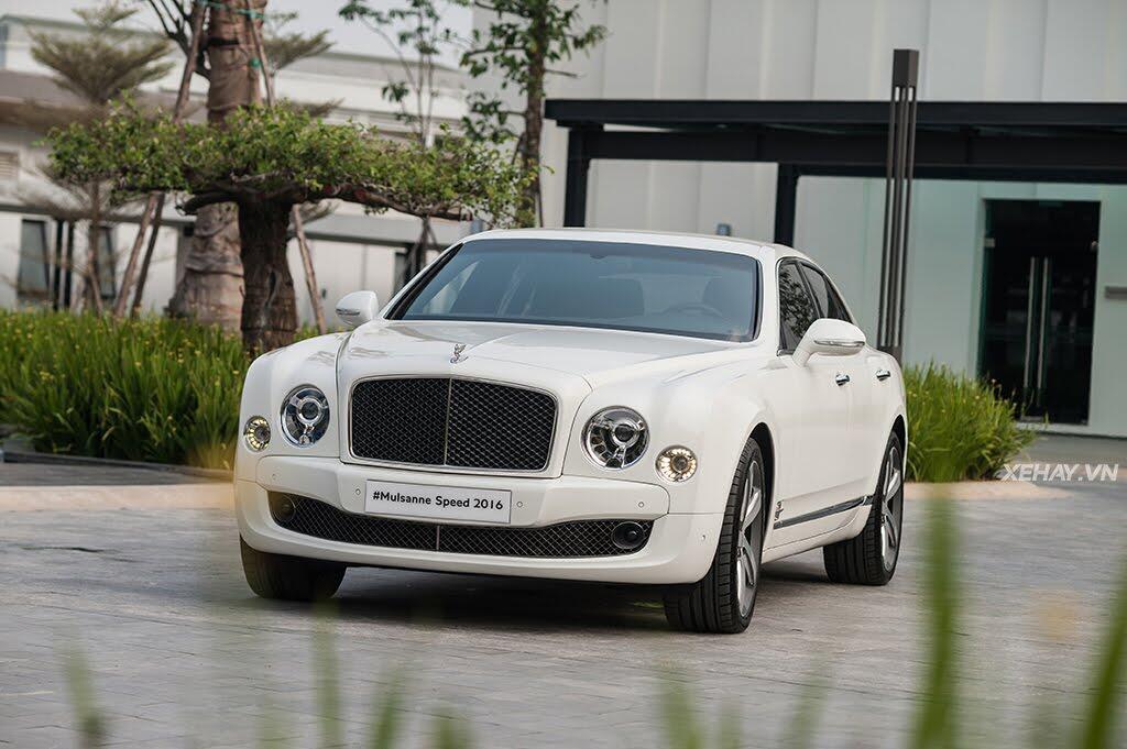 [ĐÁNH GIÁ XE] Mulsanne Speed 2016 - Thuần khiết Bentley - Hình 50