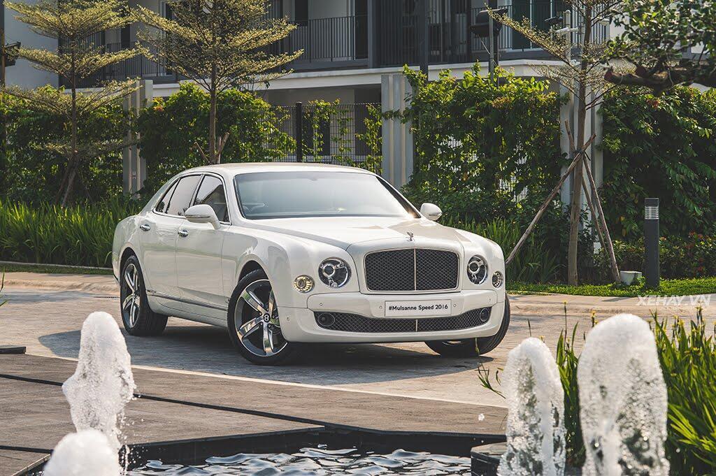[ĐÁNH GIÁ XE] Mulsanne Speed 2016 - Thuần khiết Bentley - Hình 51