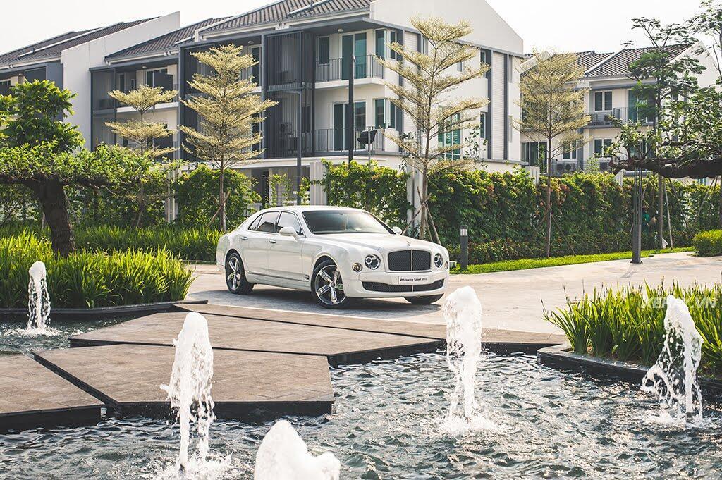 [ĐÁNH GIÁ XE] Mulsanne Speed 2016 - Thuần khiết Bentley - Hình 52