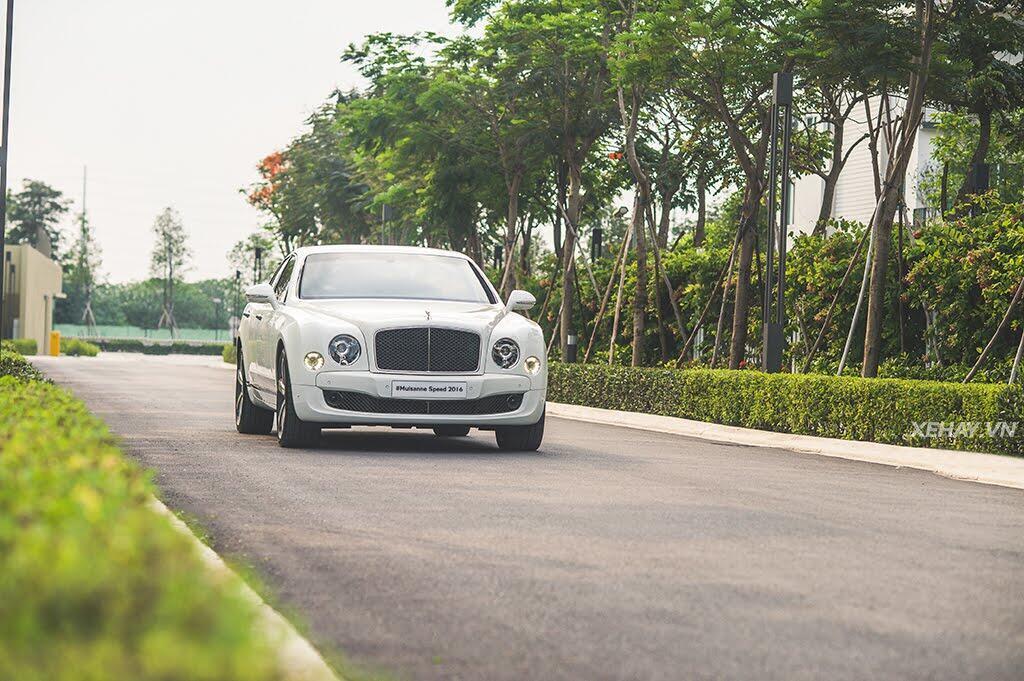 [ĐÁNH GIÁ XE] Mulsanne Speed 2016 - Thuần khiết Bentley - Hình 54