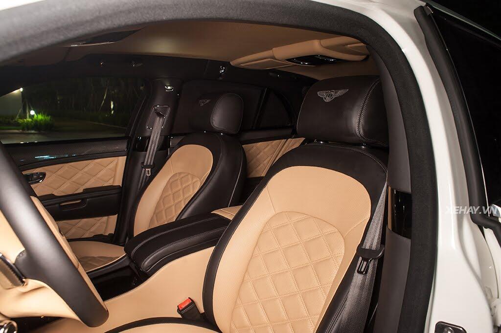 [ĐÁNH GIÁ XE] Mulsanne Speed 2016 - Thuần khiết Bentley - Hình 55