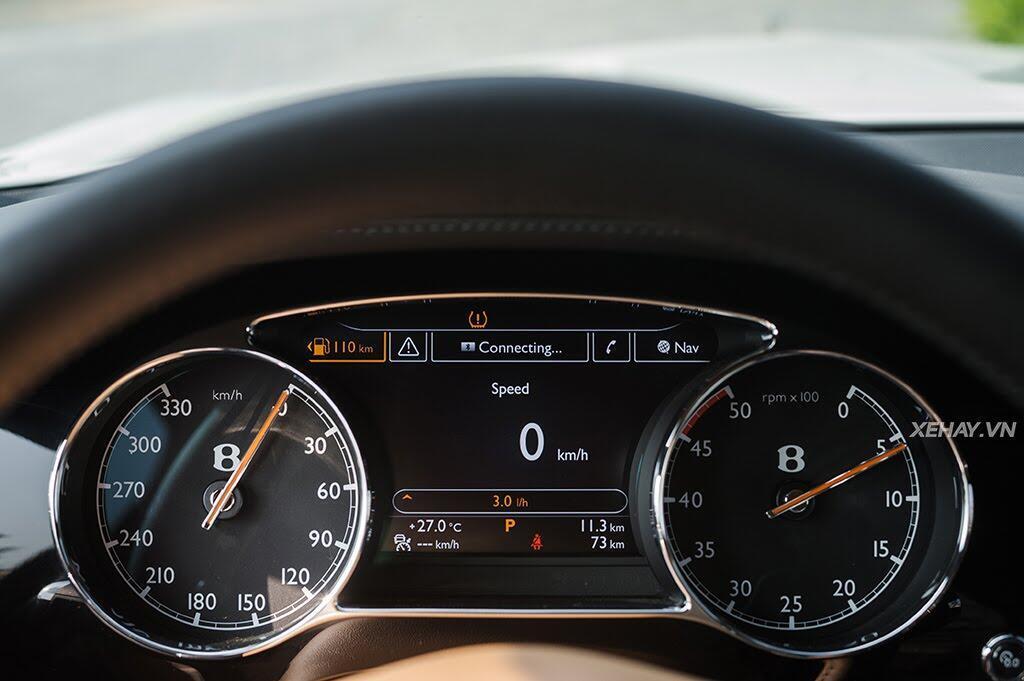 [ĐÁNH GIÁ XE] Mulsanne Speed 2016 - Thuần khiết Bentley - Hình 56