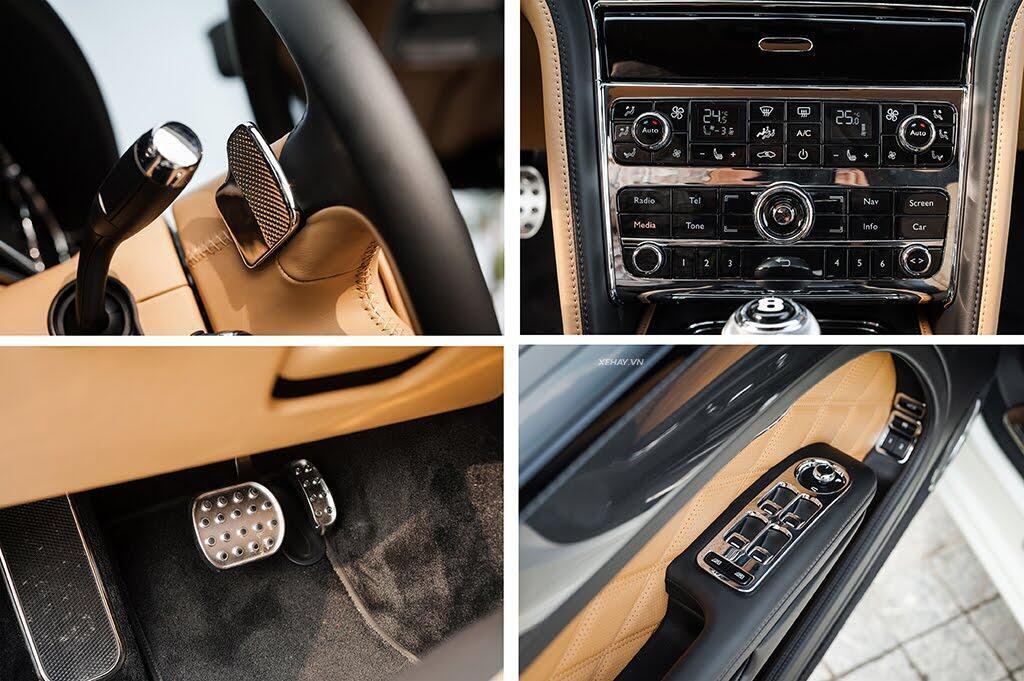 [ĐÁNH GIÁ XE] Mulsanne Speed 2016 - Thuần khiết Bentley - Hình 62