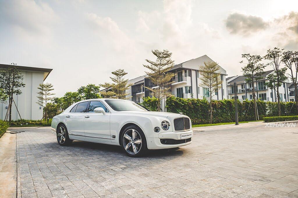 [ĐÁNH GIÁ XE] Mulsanne Speed 2016 - Thuần khiết Bentley - Hình 63