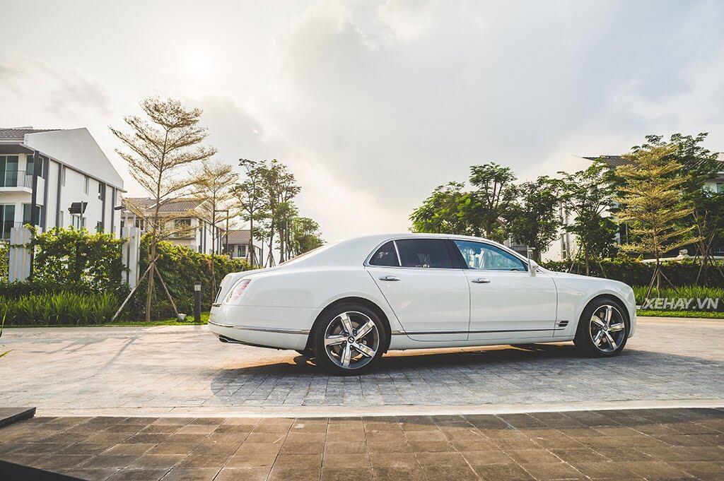 [ĐÁNH GIÁ XE] Mulsanne Speed 2016 - Thuần khiết Bentley - Hình 64