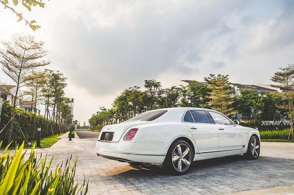 [ĐÁNH GIÁ XE] Mulsanne Speed 2016 - Thuần khiết Bentley - Hình 65
