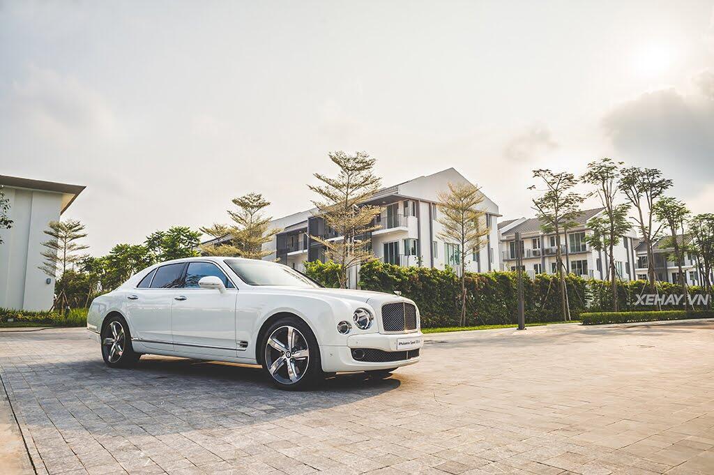 [ĐÁNH GIÁ XE] Mulsanne Speed 2016 - Thuần khiết Bentley - Hình 66