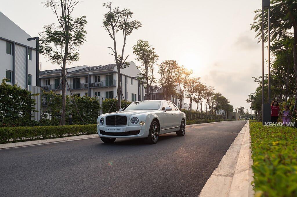 [ĐÁNH GIÁ XE] Mulsanne Speed 2016 - Thuần khiết Bentley - Hình 67