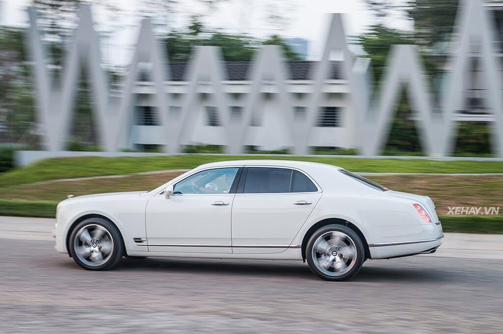 [ĐÁNH GIÁ XE] Mulsanne Speed 2016 - Thuần khiết Bentley - Hình 69