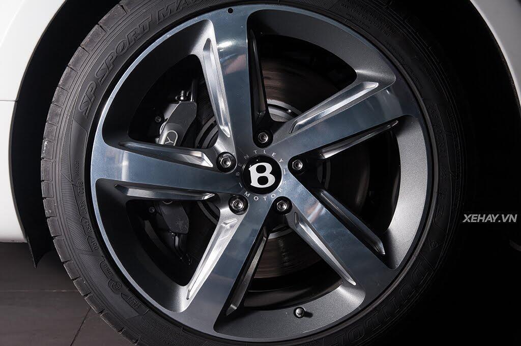 [ĐÁNH GIÁ XE] Mulsanne Speed 2016 - Thuần khiết Bentley - Hình 70