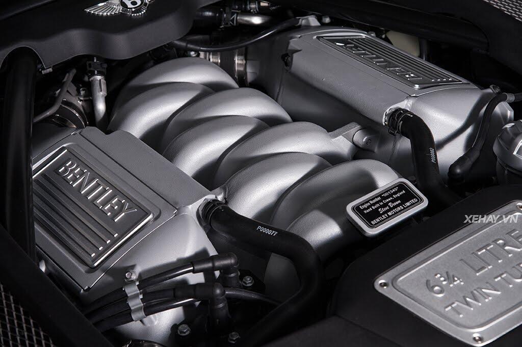 [ĐÁNH GIÁ XE] Mulsanne Speed 2016 - Thuần khiết Bentley - Hình 71