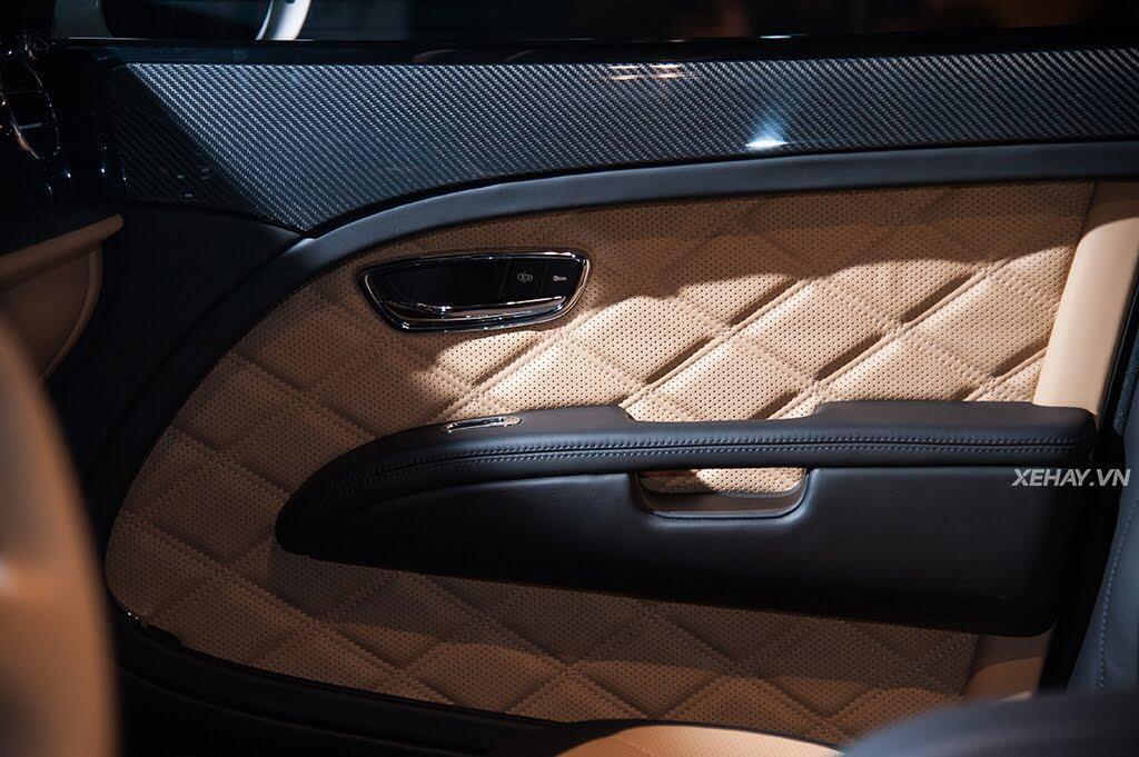 [ĐÁNH GIÁ XE] Mulsanne Speed 2016 - Thuần khiết Bentley - Hình 75