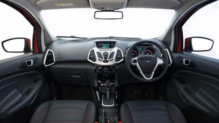 Đánh giá xe nhỏ, tiết kiệm: Ford EcoSport - Hình 5