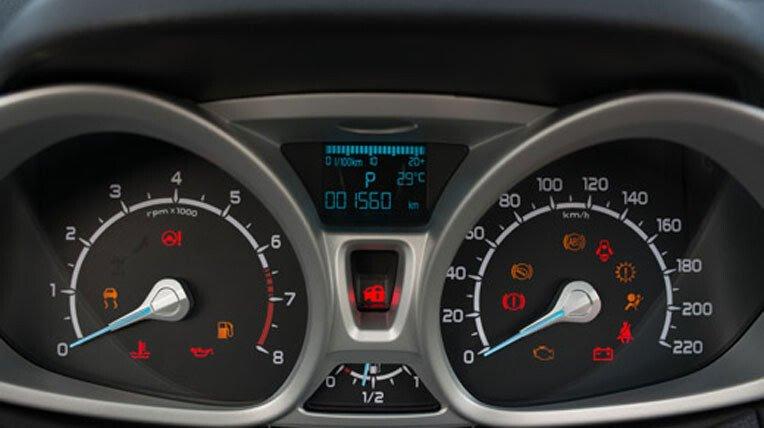 Đánh giá xe nhỏ, tiết kiệm: Ford EcoSport - Hình 6