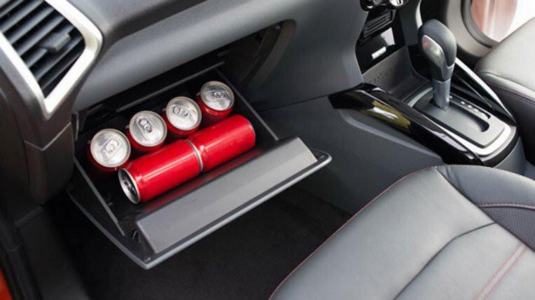 Đánh giá xe nhỏ, tiết kiệm: Ford EcoSport - Hình 9
