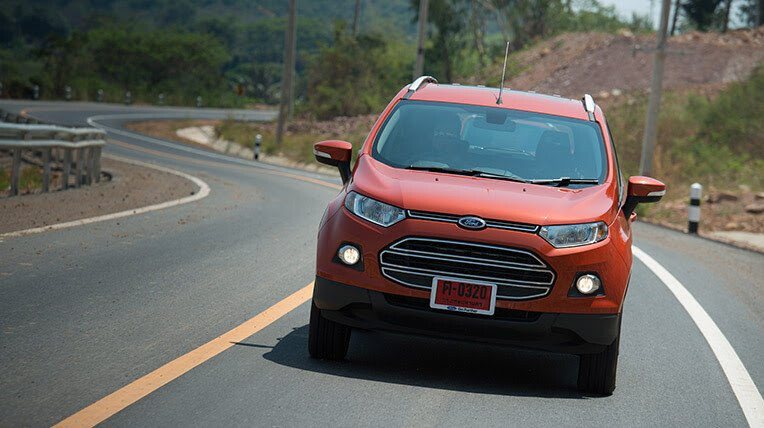 Đánh giá xe nhỏ, tiết kiệm: Ford EcoSport - Hình 12