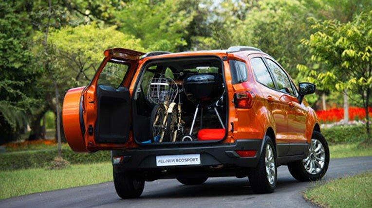 Đánh giá xe nhỏ, tiết kiệm: Ford EcoSport - Hình 17