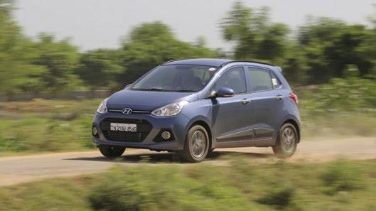Đánh giá xe nhỏ, tiết kiệm Hyundai Grand i10 - Hình 1