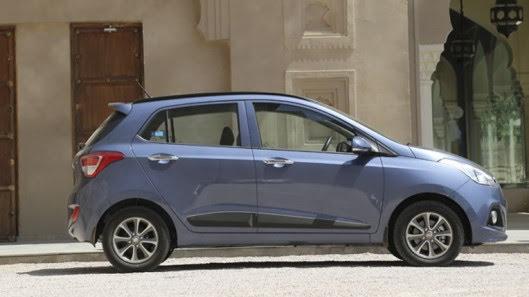 Đánh giá xe nhỏ, tiết kiệm Hyundai Grand i10 - Hình 2