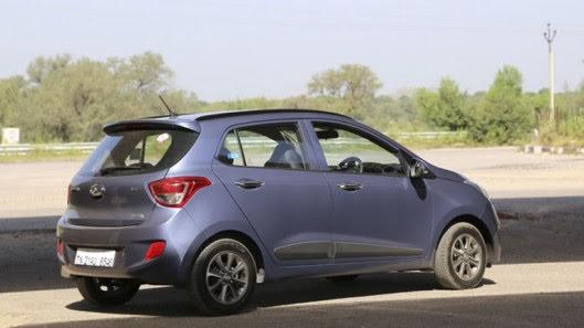 Đánh giá xe nhỏ, tiết kiệm Hyundai Grand i10 - Hình 3