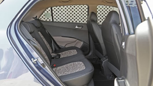 Đánh giá xe nhỏ, tiết kiệm Hyundai Grand i10 - Hình 5